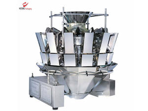 High Quality Automatic Filling Machine Suppliers-14 heads high precision min-weigher