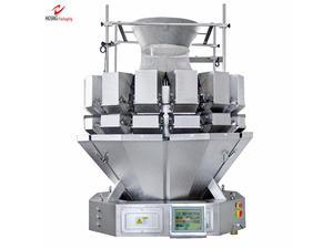 2.5L 14 Multi-heads Weigher Vertical Packing Sealing Machine