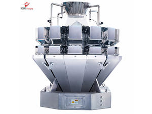 High Quality Automated Packing Machine Suppliers-14 heads high precision min-weigher