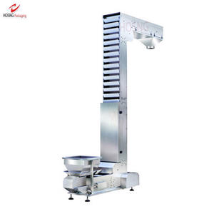 Z Type Bucket Conveyor Automatic Packaging Machine