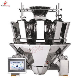 10 Multi Heads Weight Machine Automated Packaging Machine