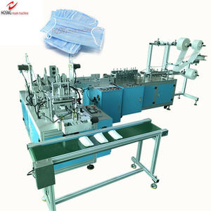 Fully Automatic Disposable Face Mask Making Machine