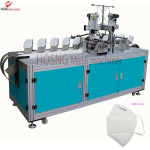 N95 Automated Mask Ear Loop Sealer Machine Manufacturers