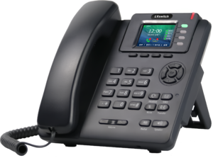 IP Phone SIP-T790 communication is secure and private
