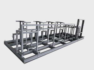 OEM professional supporting beams structure supplier