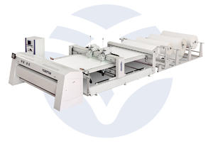 professional Double-head Quilting Machine Manufacturing-YT-HFS-01-A