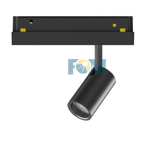 LED magnetic track lighting Spot light manufacturer