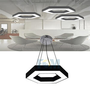 LED Geometric light, LED Hexagonal light