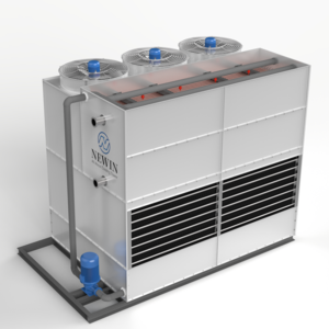 NEWIN LKH Mixed Flow Evaporative Fluid Coolers