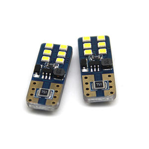T10 W5W LED Car Light (2012BEWVNPCB)