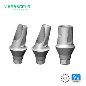 Straight & Angular Abutment