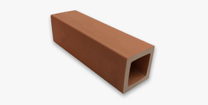 50x50mm Terracotta Louver Wall