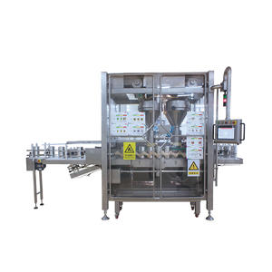 Four-Hopper Powder Filling Machine--FPF-150