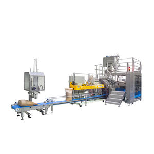ElinPack | Customized Bottom-up Bag Packaging Machine Factory with 10 Years Experience