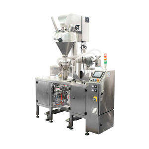 Single Station Doypack Packing Machine