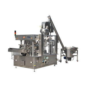 RPP-Rotary Premade Pouch-Given Packing Machine