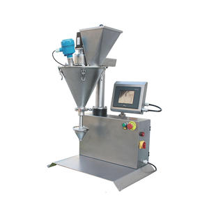 Semi Automatic Auger Filler--SAF-300