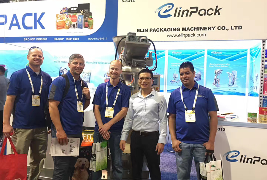 September 23-25,PACKEXPO Exhibition,Elinpack welcome to you!