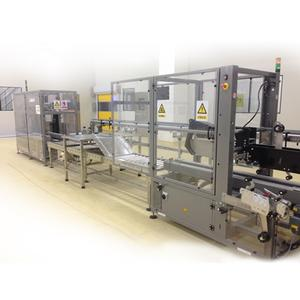Automatic Carton Opening&Sealing Machine