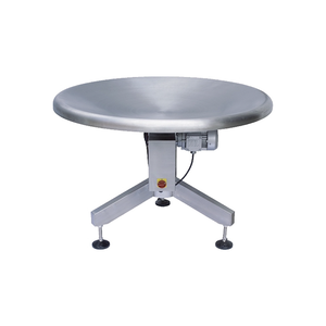High Quality Rotary Collection Table Factory with 10 Years Experience