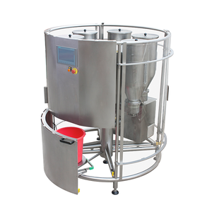 Mini-Type Ingredient Powder Batching Machine