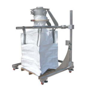 Bulk Bag Discharging Frame