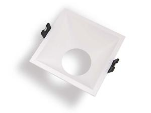 high quality hot sales Spot light downllight recessed plastic fixture supplier
