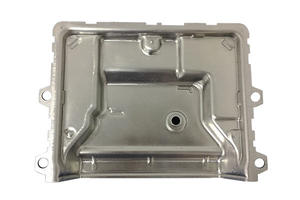 China Sheet Metal Prototyping Supplier-Car Parts