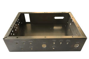 Sheet Metal Production Of Electrical Box