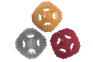 Solid Color Vacuum Casting Model