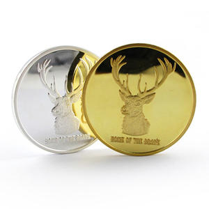 Specialized In Manufacturing High Quality Low MOQ Mint Coin