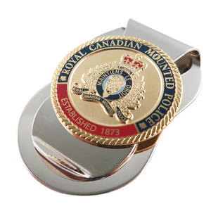 High Quality Personalized Custom Money Clip Shows Your Good Taste