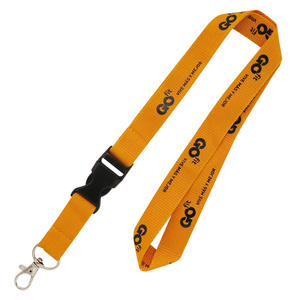 Brilliant Sell Cheap Custom Lanyard With No MOQ Request But In Top Quality