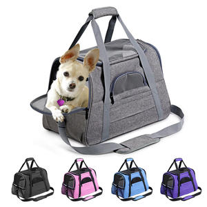 Our Breathable Pet Carriers Provide Your Pets With Comfort, Relax And Safety.