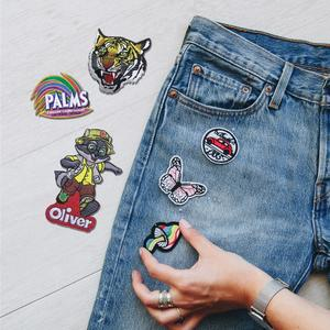 Customized Jeans Patch Supplier Help Make Your Denims And Jeans Unique
