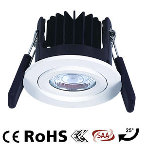 mini down lights, small downlights, mini led downlights supplier