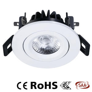 VA6084 - LED Downlight 230v With Smart Spring