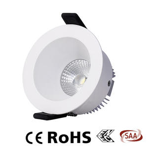 V6081 - Anti Glare Led Downlights