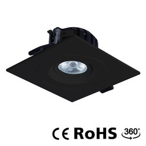 VG6284-1 - Dimmable Led Recessed Lighting