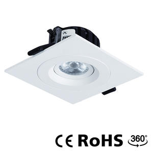 Tilt led downlights, tiltable led downlight supplier