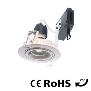 LED downlight fixtures, gu10 recessed light supplier.