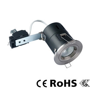 Fire rated downlights, fireproof downlights, fireproof spotlights manufacturer