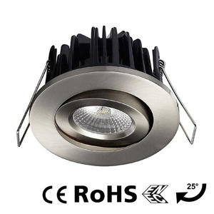 F6084(V6084) - Dimmable Led Downlights