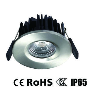 IP65 led downlights, ip65 downlights, dimmable led downlights supplier