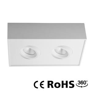 LED Surface Downlight., downlight surface, led surface mount ceiling lights, square surface mounted downlight manufacturer