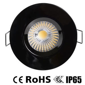 Commercial recessed lighting, fixed led downlight supplier