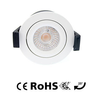 VIC6064F - Slim Led Downlights