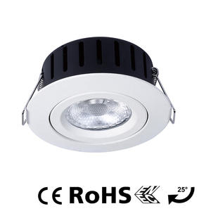IC rated downlights, 6w led downlight, downlight slim supplier.