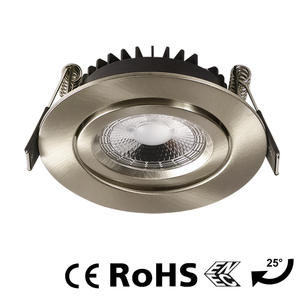 V6064E - Low Profile Recessed Lighting