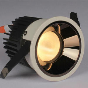 Downlight led 9w, downlight 4000k, deep recessed downlight supplier